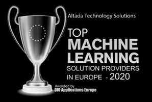 Altada | Top Machine Learning Solution Providers 2020